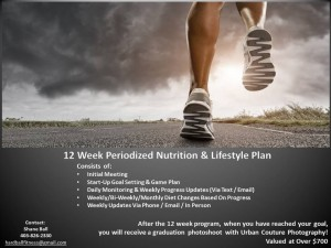 Hardball Fitness - Nutrition_Lifestyle Package