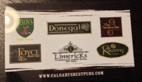 Irish Pubs GC