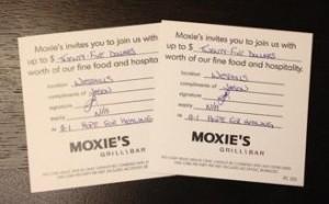 Moxies GCs