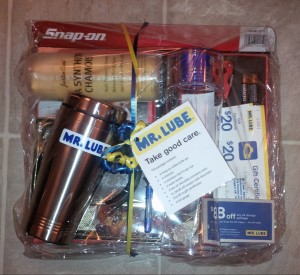 Mr. Lube Package