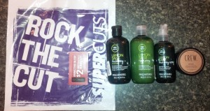 SuperCuts - Paul Mitchell Package